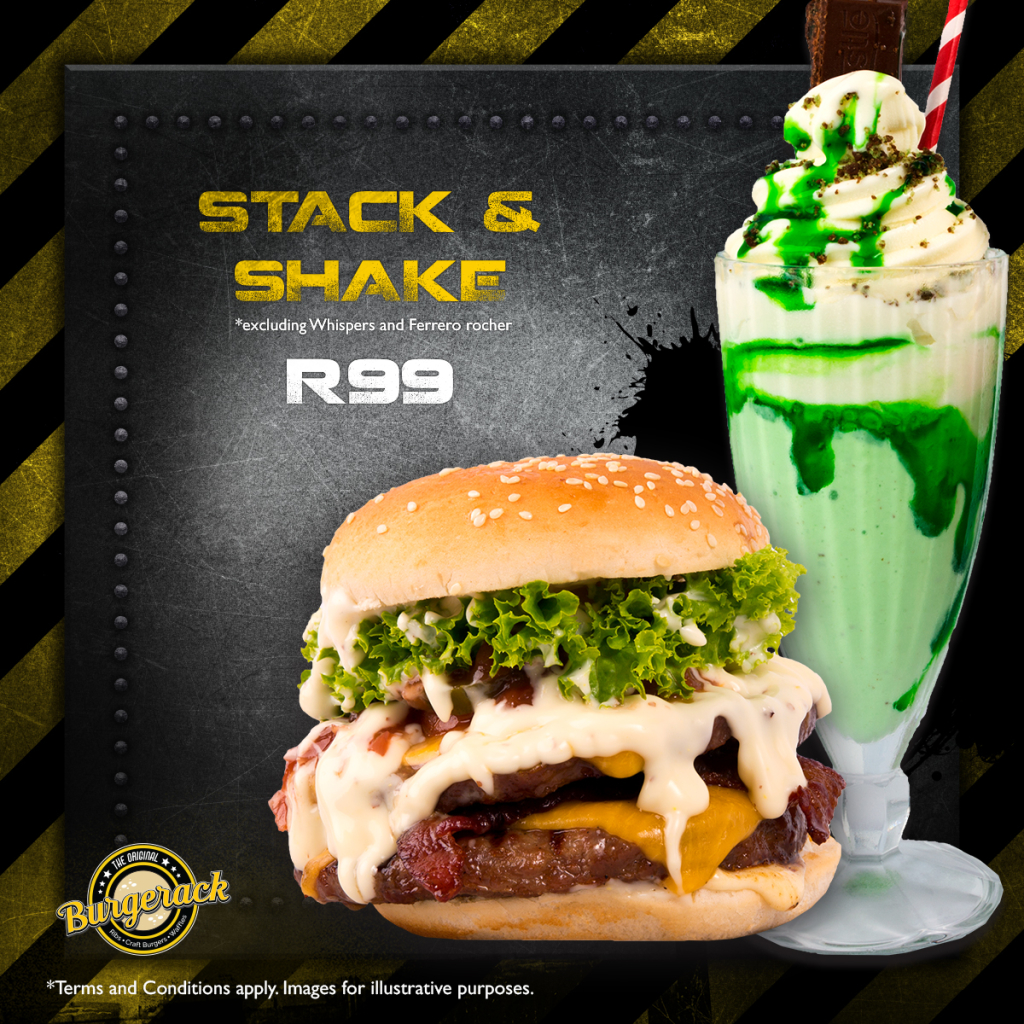 The Stack & Shake